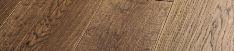 russet wax – handplaned continental oak, distressed, handpatina, varnished